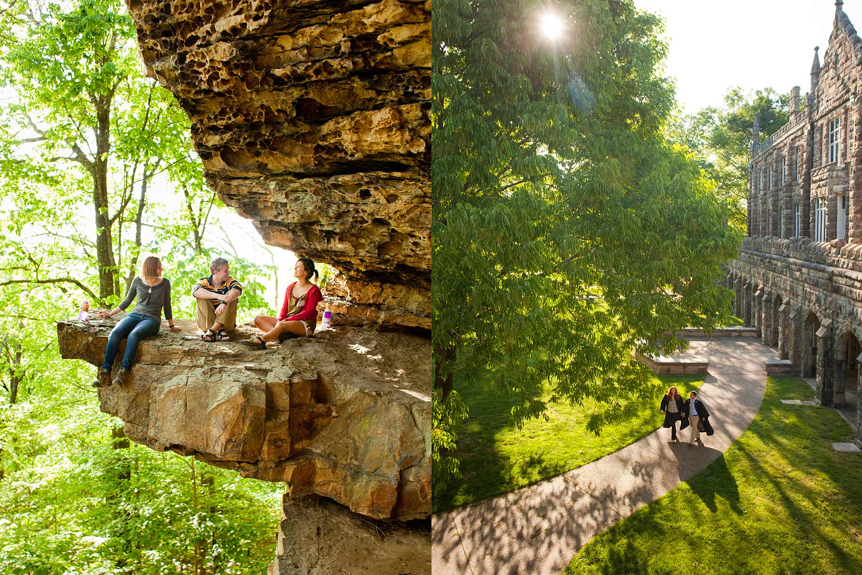 daredevils and scholars, sewanee TN